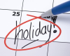 Tax Office Holiday Schedule