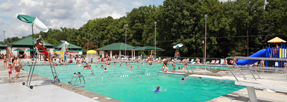 General information for Swimming pools open to the public