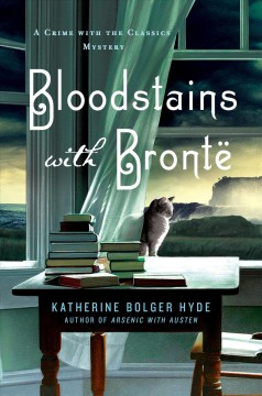 Bloodstains with Bronte