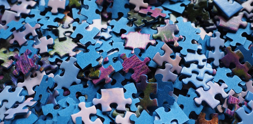 Puzzles & Games at the Lewisville Branch Library