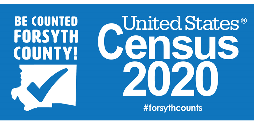 Fill out your 2020 Census and help Forsyth be counted