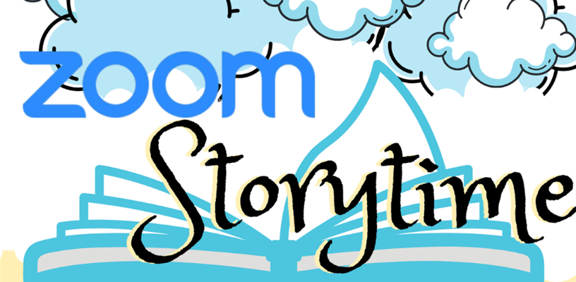 Zoom Storytimes Sign up